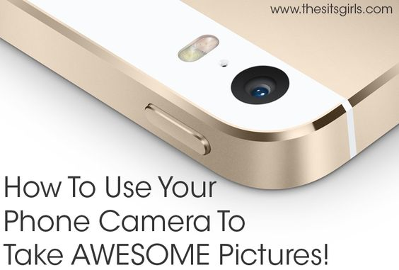 How to use your cell phone camera to take better photos