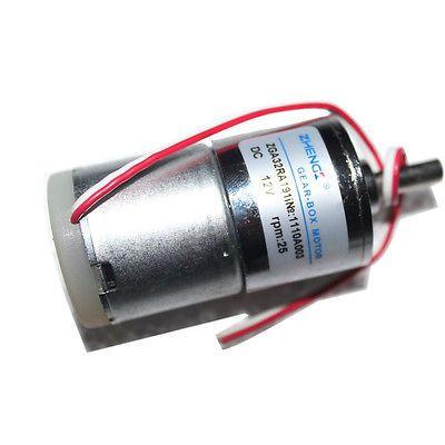 $14.46 (Buy here: https://alitems.com/g/1e8d114494ebda23ff8b16525dc3e8/?i=5&ulp=https%3A%2F%2Fwww.aliexpress.com%2Fitem%2FZGA32RB-DC-12V-Cylinder-Shape-25RPM-74mm-Height-Machine-Micro-DC-Gear-Motor%2F32728188449.html ) ZGA32RB DC 12V Cylinder Shape 25RPM 74mm  Height Machine Micro DC Gear Motor for just $14.46
