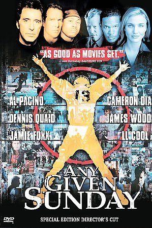 ANY GIVEN SUNDAY (DVD/WS/5.1/ENG-FR SUB)-NLA