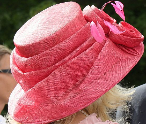Beautiful hats by Uk in Finland, via Flickr