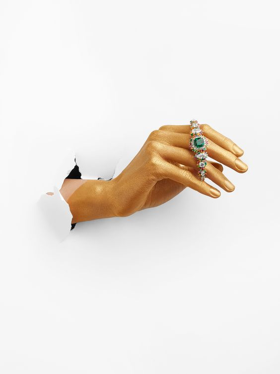 The magic hands - DIOR on Behance