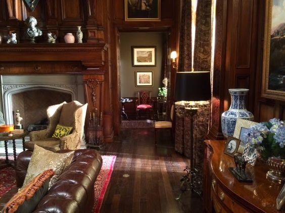 Gotham Wayne Manor Bedroom - Google Search