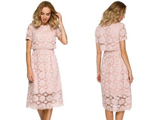 A9a306 Chi Chi London Koronkowa Sukienka 38 J00 7286387436 Oficjalne Archiwum Allegro Short Sleeve Dresses Summer Dresses Dresses