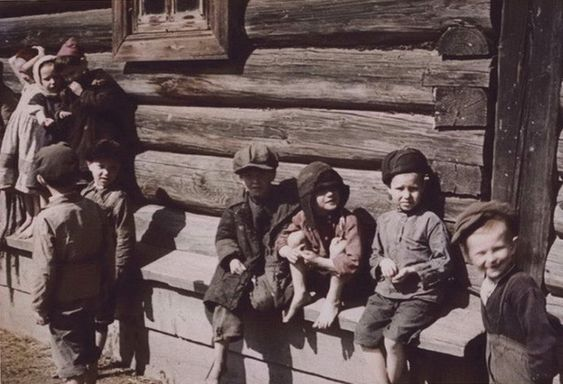 Русская деревня в объективе немецкого солдата: vakin — ЖЖ