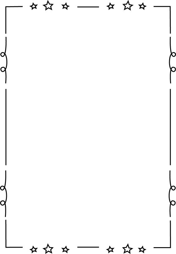 It is a graphic of Nerdy Free Printable Borders for Teachers