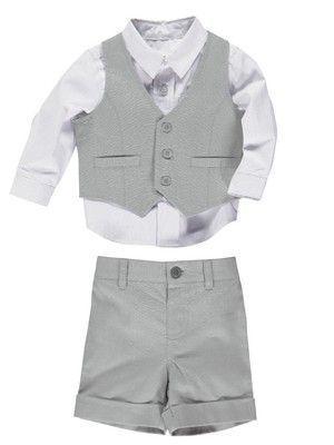 Page boy suit - Littlewoods.