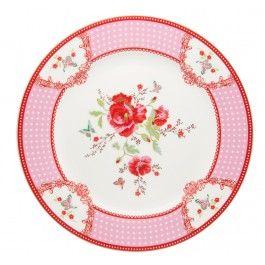 Breakfast plate Poppy d 20 cm $8.95