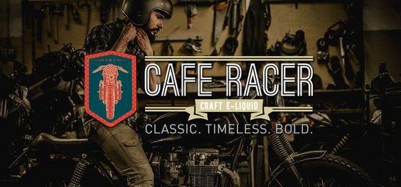 Les e-liquides de chez Cafe Racer sont sur notre annuaire de la Vape !
