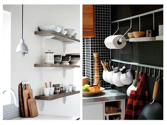 10 consejos para organizar la cocina con sentido: propósito para ...