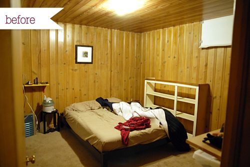 Pinterest The World S Catalog Of Ideas: wood paneling transformation
