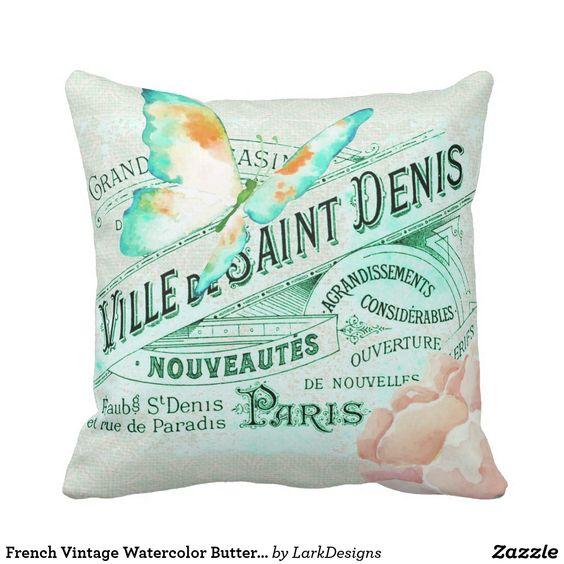 Modest DIY Decorative Pillows