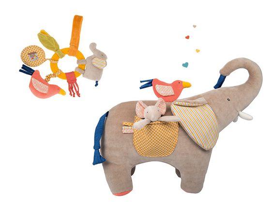 Moulin Roty a créé une collection variée et complète. Les Papoum comptent plusieurs jouets d'éveil tels que des hochets ou jouets d'activités, jouets musique. Vous pouvez tous les retrouver sur notre site http://www.jeujouet.com/moulin-roty-les-papoum #LesPapoum #MoulinRoty #Jeujouet