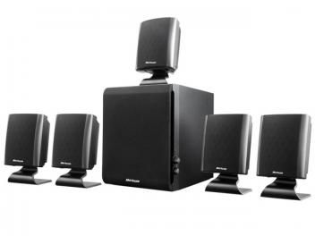 Home Theater Multilaser SP-088 - 60W RMS 5.1 Canais