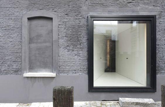 Impressive Restoration of a 19th Century Corner Building in Ghent, Belgium
