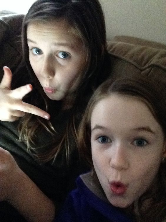 Me and my best friend ever having a sleepover