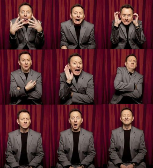 From Twitter,Michael Emerson | I love this series of pics!