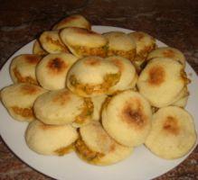 Mini pain oriental farci à la viande hachée de dinde - Notée 4.1/5 par les internautes