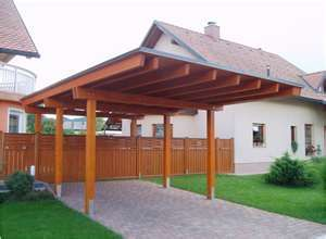 long overhang, elevated piers