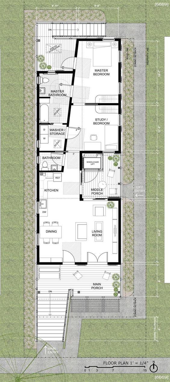 Shotgun House House Interior Design And Shotguns On Pinterest