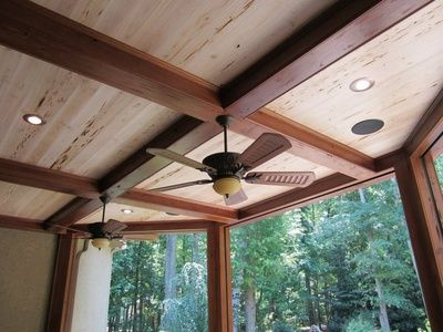 Pecky Cypress Ceiling Whitewashed Ceilings Pinterest