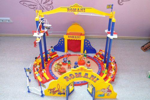 Playmobil Zirkus Romani circo