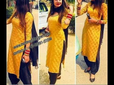 Best Designer Indian Suit 2018 2019 Maharani Designer Boutique Indian Suits Fashion Indian Design