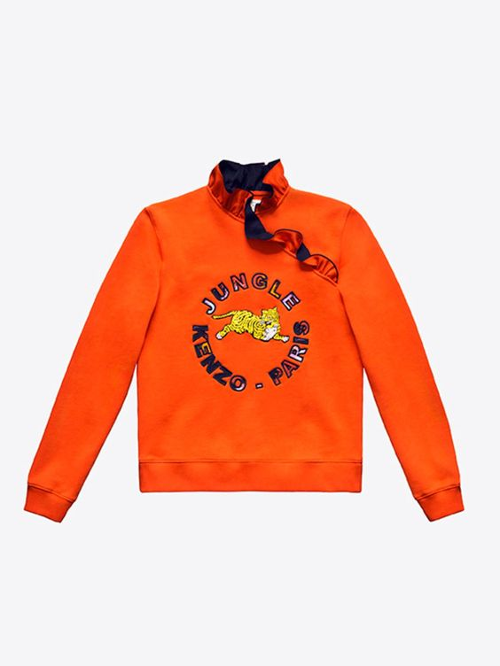 Kenzo x H&M sweatshirt, $59.99. Photo: H&M.