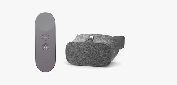 Google announces Daydream View the first Daydream-ready headset and controller - Price Availability Video #Drones #Gadgets #Gizmos #PowerBanks #Smartpens #Smartwatches #VR #Wearables @GadgetsEden  #GadgetsEden