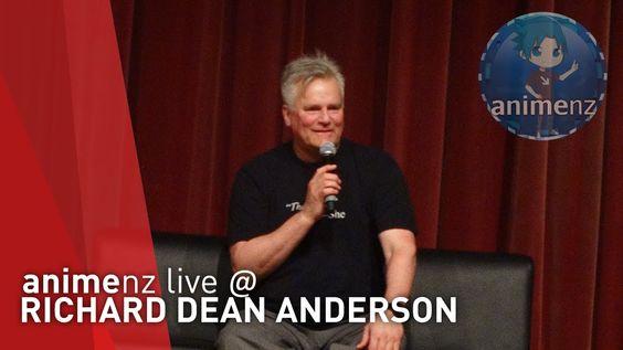 Armageddon Expo 2014 Auckland - Sunday : Richard Dean Anderson Panel