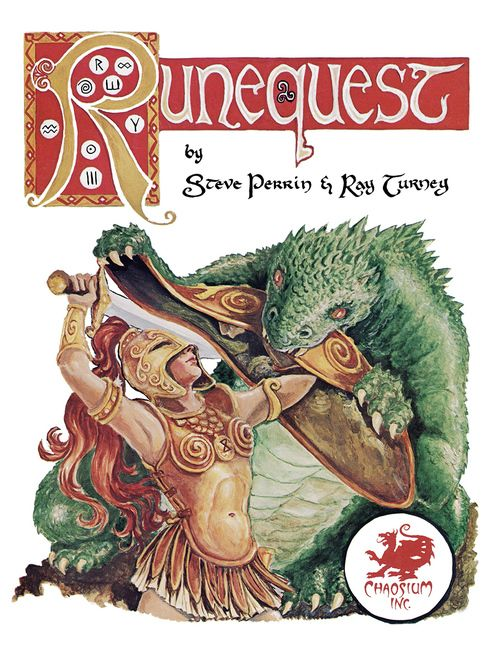 RuneQuest - 2nd Edition: