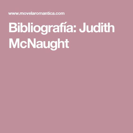 Bibliografía: Judith McNaught