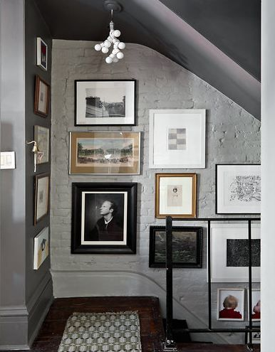 gallery for stairs