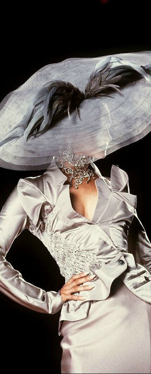 Fabulous Galliano for Dior... ♥༻Christian Dior༺♥