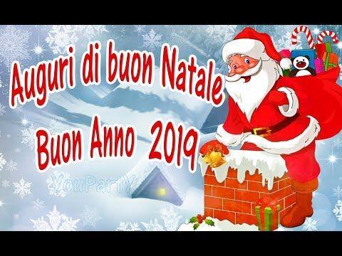 Auguri Spiritosi Di Buon Natale.Auguri Di Buon Natale Auguri Di Buon Anno Video Per Grandi E Piccini Youtube Buon Natale Natale Festa