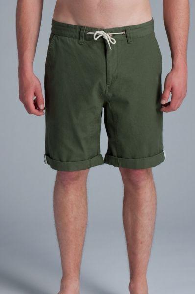 Lifetime Collective / Uniform Standard / SHORTS / FIELD SHORT - ARMY GREEN