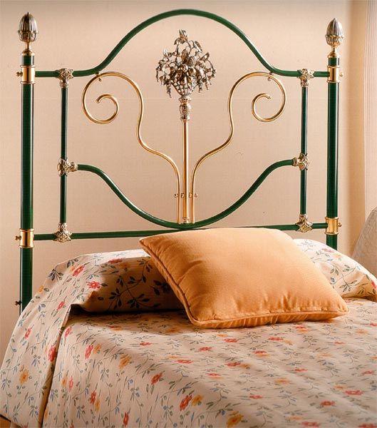 Metal Bed Marco De Cama De Hierro Dormitorios Camas
