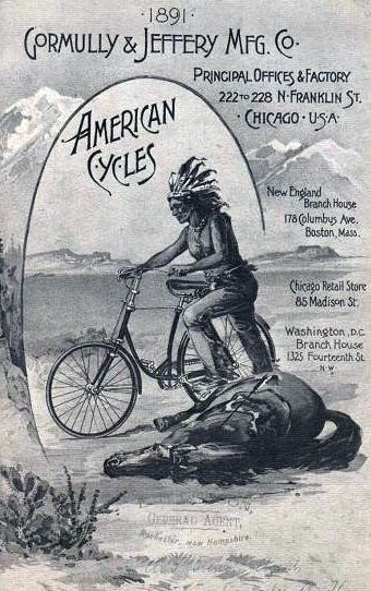American Cycles ~ Anonym