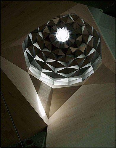 Islamic art museum  Qatar  Pei