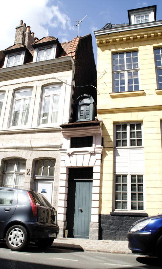 La plus petite maison du monde petites maisons pinterest for La maison du petit monde