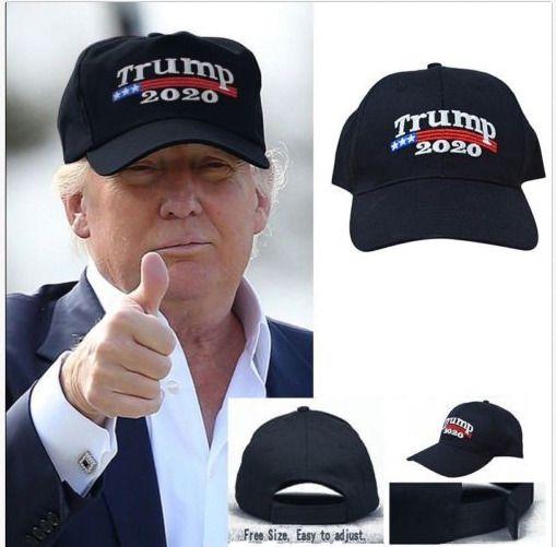 Make America Great Again Donald Trump Stickers Flag Baseball Cap 2020 Election