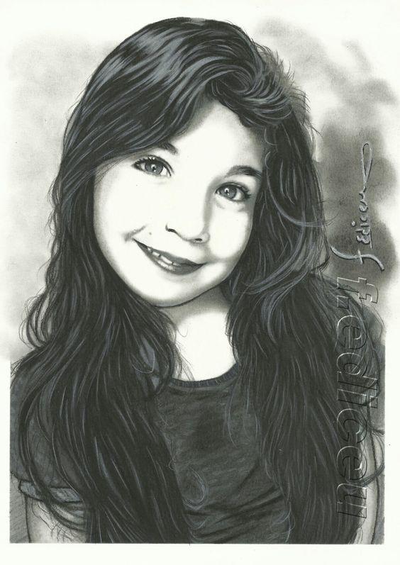 Menina desenho.
