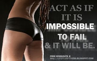 not loving the butt shot but I do love the quote! ks