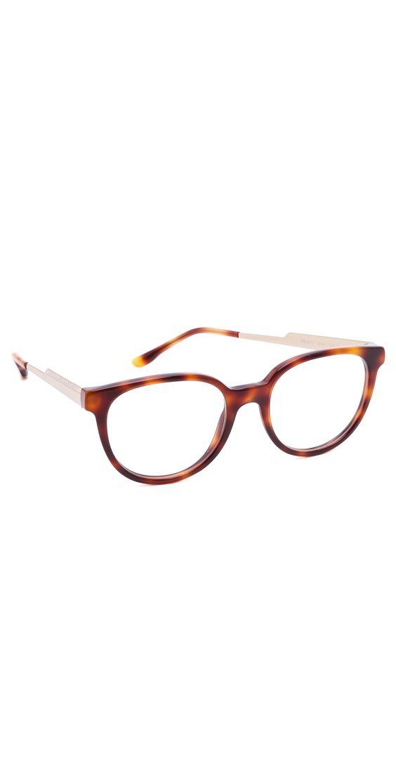 Stella McCartney Tortoiseshell Glasses | SHOPBOP #Farbbberatung #Stilberatung #Farbenreich mit www.farben-reich.com