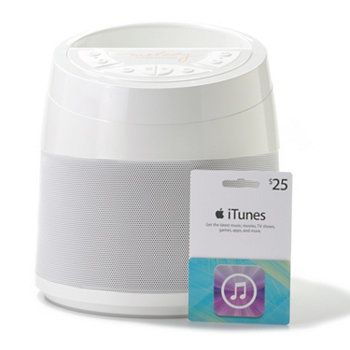 Melody by Soundcast Portable Wireless Bluetooth® Speaker & iTunes Gift Card