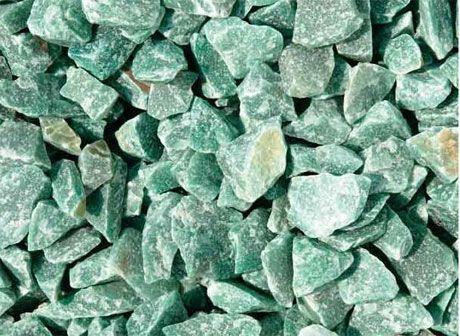piedra cuarzo verde