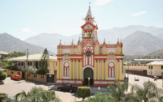 Macara is the last city in Ecuador right next to Peru