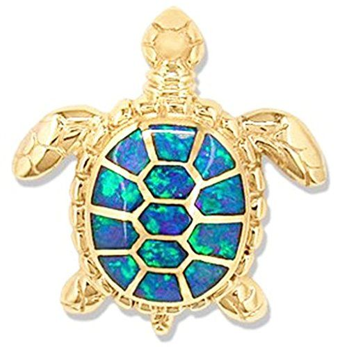 14 karat yellow gold opal inlay sea turtle pendant opal necklaces 14 karat yellow gold opal inlay sea turtle pendant opal necklaces pinterest aloadofball Choice Image