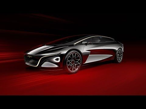 Lagonda Vision Concept By Aston Martin Check Out Facebook And Instagram Metalroadstudio Very Cool Aston Martin Lagonda Aston Martin Geneva Motor Show