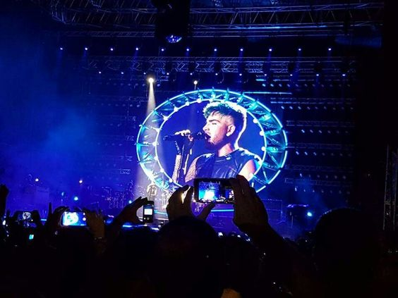 Adam Lambert 2016.9.12