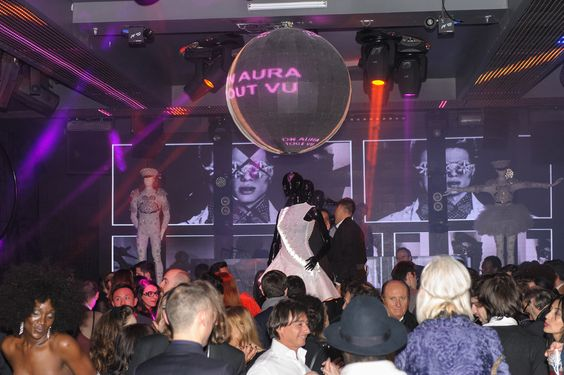 """Light & Shadow"" After Show Couture ON AURA TOUT VU  Haute Couture Fashion Week Summer 2014 Paris #Club79 Paris Champs Elysees Photos Jean Louis Coulombel  #onauratoutvu #night #vip #people #party #crazy #marmott #liviastoianova #yassensamouilov #fashionweek #hautecouture #drink #larosa #vitacoco #photocall #trendy #glamour #black #white #fashionshow #frends #fredericblanc #club79 #aurorethirion #philippesainealiasmarmott #clubbing  #fashionlook #onauratoutvufashion #djundeux"
